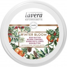 Winter bloom body butter Lavera