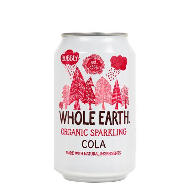 Luomu cola Whole Earth FI-EKO-201