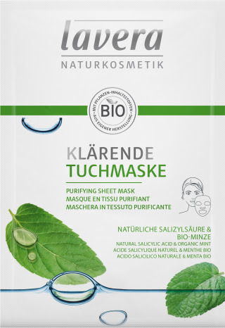 Purifying Sheet mask - Puhdistava kangasnaamio